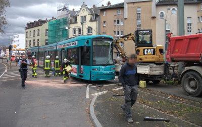 frankfurt strassenbahnunfall 28102013