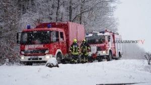 sachsenhausen unfall 28012021011