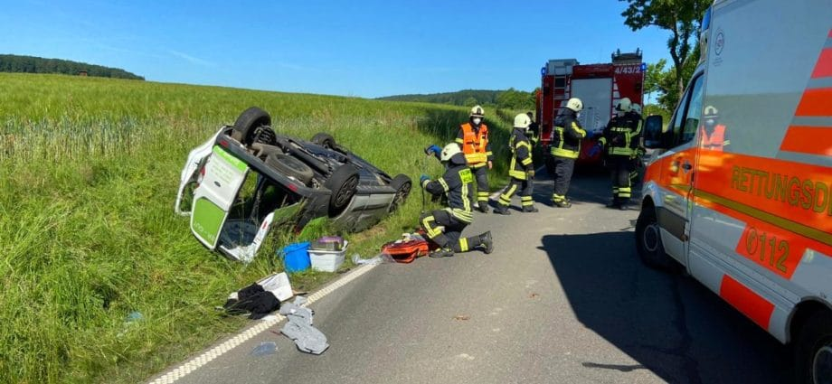 ippinghausen unfall 14062021