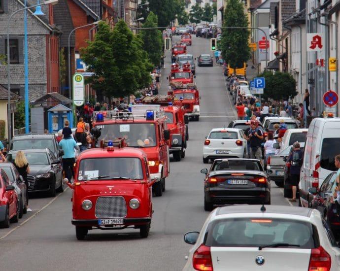 giessen oldtimer parade 04072021